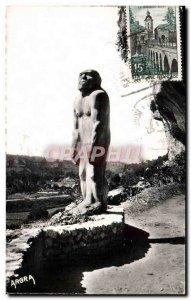 Modern Postcard Les Eyzies L & # primitive 39homme Paul Darts