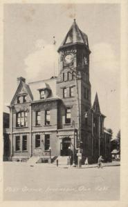 INGERSOLL , Ontario , Canada , 1910-30s ; Post Office
