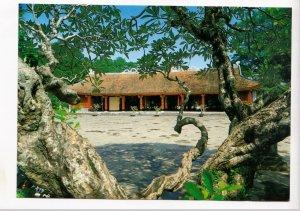 Vietnam, Hanoi, HA NOI, Quoc Tu Giam Literature Temple, unused Postcard