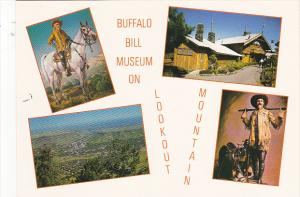Colorado Lookout Mountain Buffalo Bill Museum and Grave