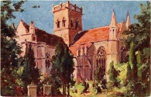 CPA DIVES - L'Église (383445)