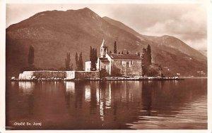 Jugoslavia Old Vintage Antique Post Card Otocic Sv Juraj Unused