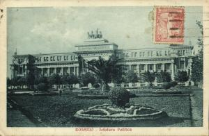 argentina, ROSARIO, Jefatura Politica (1923) Postcard