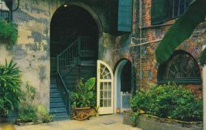 Brulatour Courtyard 520 Royal Street Vieux Carre New Orleans Louisiana