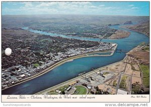 Clarkston Washington The West's Most Inland Seaport Lewiston Idaho