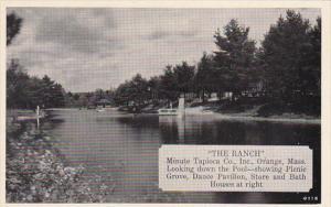 Massachusetts Orange The Ranch Minute Tapioca Company Dexter Press