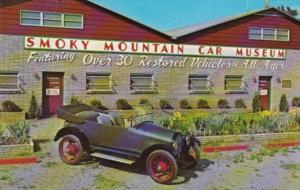 1919 Overland Model 90 Country Club Smoky Mountain Car Museum Pigeon Forge Te...