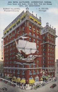 New Hotel Mayflower Jacksonville Florida