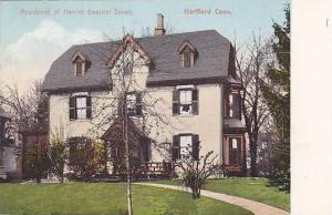 Residence of Harriet Beecher Stowe, Hartford, Connecticut, 00-10s