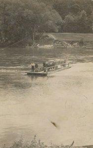 RP: PASSUMPSIC , Vermont , 1908 ; Ferry
