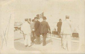 Italy - Nave Navy Marine RPPC 1902 04.48