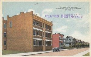 AMBRIDGE , Pa, 1910s ; Essex Apartments