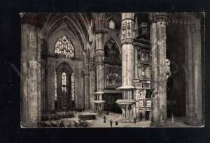 038605 ITALY Milano Interno Duomo Altar Maggiore Old