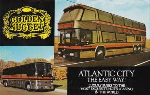 Golden Coach Buses Ventnor City New Jersey