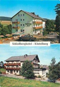 Postcard Germany Schlossberghotel Kustelberg