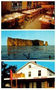 Quebec Perce, Biard's Restaurant
