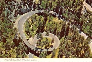 Pigtail Bridges - Black Hills, South Dakota