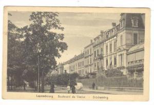 Boulevard Du Viaduc, Bruckenring, Luxembourg, 1900-1910s