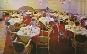 Louisiana New Iberia Beau Se Jour Motel Holiday Restaurant Sans Soucis Room
