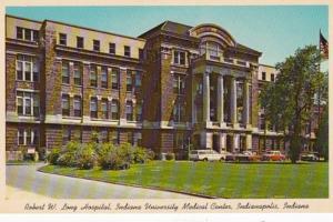 Indiana Indianapolis Robert W Long Hospital Indiana University Medical Center