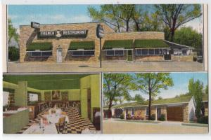 Rene's French Restaurant & Eaton Motel, Indianapolis IN
