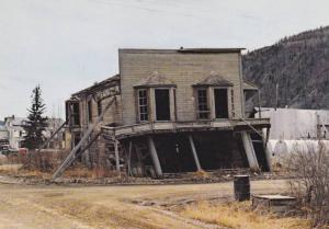 Dawson City, Yukon Territory,  Canada,  50-70s