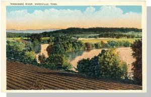 Nice Knoxville, Tennessee/TN Postcard, Tennessee/Tenn River