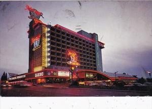 Nevada South Lake Tahoe Harvey's Resort Hotel 1966