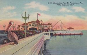 Recreation Pier Saint Petersburg Florida