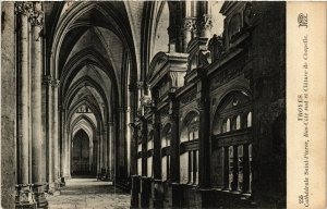 CPA Troyes- Cathedrale Saint Pierre FRANCE (1007886)