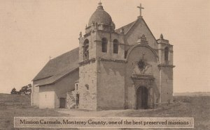 Mission Carmelo , Monterey , California , 1910-30s