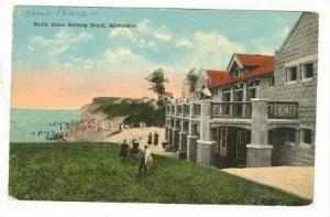 South Shore Bathing Beach, Milwakee, Wisconsin,1910