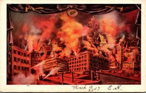 California San Francisco Disaster By Quake and Fire 1907