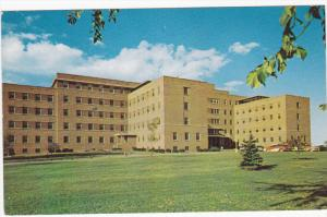 SAGINAW, Michigan, 1940-1960´s; The Veterans Administration Hospital