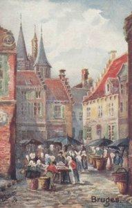 BRUGES , Belgium, 1900-10s ; TUCK # 8935