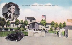 Will Rogers Memorial Museum Claremore Oklahoma