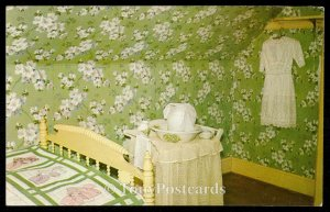 Anne's Dress still hangs in the Bedroom at Green Gables