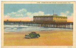 Ocean Pier, Casino, Daytona Beach, FL, 30-40s
