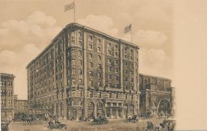 The Seneca Hotel, Rochester, New York - pm 1909 - DB