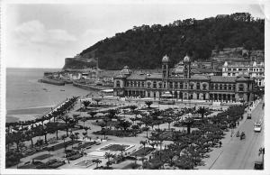 Spain San Sebastian Casino y Jardines de Alderdi-Eder