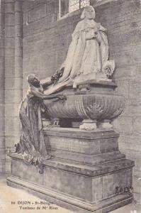 France Dijon Saint Benigne Tombeau de M Rivet 1907