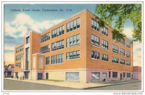 Catholic Youth Center, Carbondale, Pennsylvania, 30´s 40´s