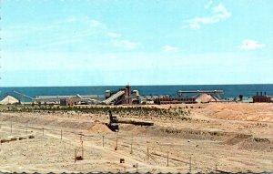 Michigan Rogers City Michigan Limestone Division Of U S Steel World's La...