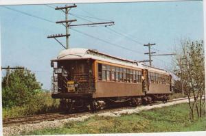 3261 Pullman  enclosed car 1808 was Built 1907