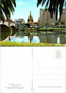 Melbourne, Australia, River Yarra