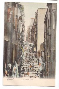 Napoli A Santa Lucia ca. 1900 Naples Italy UDB Paul Trabert
