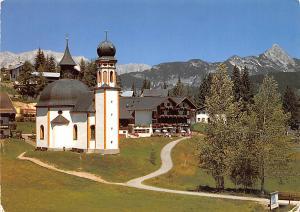 Tirol Austria Little Baroque Chapel by the Lake Tirol Little Baroque Chapel b...