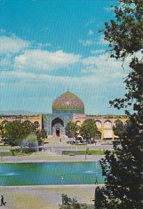 Iran Esfahan Mosque Of Sheikh Lotfolla