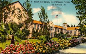 Florida St Petersburg Senior High School 1942