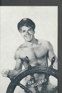 Van Williams Arcade Card